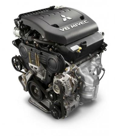 Mitsubishi 3.0L V6 sel Engines